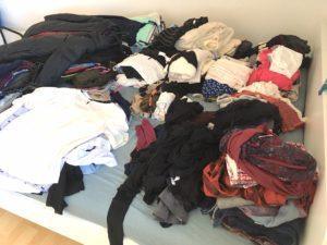 ミニマリスト 洋服の断捨離